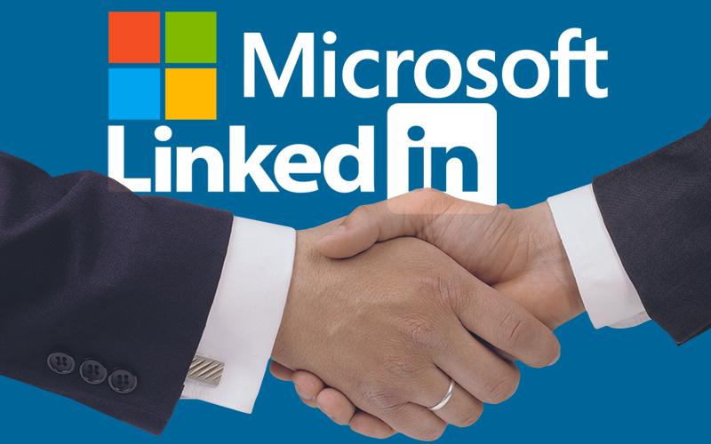Microsoft To Acquire Linkedin For 26 2 Billion Wide Image LinkedIn
